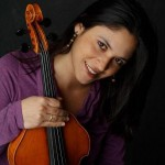 Violist Adriana Linares (Philadelphia, PA) a Latin American artist with many national and international awards was one of musicians attending the West Branch Music Festival. I served as resident luthier at this event. More about Adriana @ adrianalinaresmusic.com/Home.html