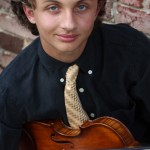 "Andrew King (Mechanicsburg, PA) Player with ""The King's Strings"" band is the proud owner of one of our fine violins. Anrrew is in the 9th grade and attends the Mechanicsburg High School."