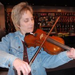 "Elizabeth Appleby (Millerstown, PA). When the phone call came in and my instrument was finished and ready to pick up. Nothing could have prepared me for what happened next. The instrument looked beautiful of course but, when I played it WOW!...WOW! It has never ever sounded this good! Thank you sooooo much Mr. Hershey for your great work"".  Elizabeth Appleby."