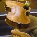 Keeping the brush in motion is needed to make a smooth coating of varnish.