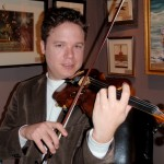 Netanel Draiblate (Hyattsville,MD) a professional violinist and teacher stopped in to have his instrument retouched and set-up. Netanel can be reached for lessons @ netanel_draillate@yahoo.com and you can follow his professional career @ netaneldraiblate.com.
