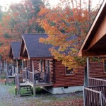 Guest Cabins at the West Branch Resort