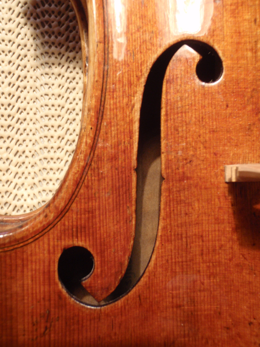 Hershey violins blog archive antonius stradivarius and for Soil 1714 stradivarius